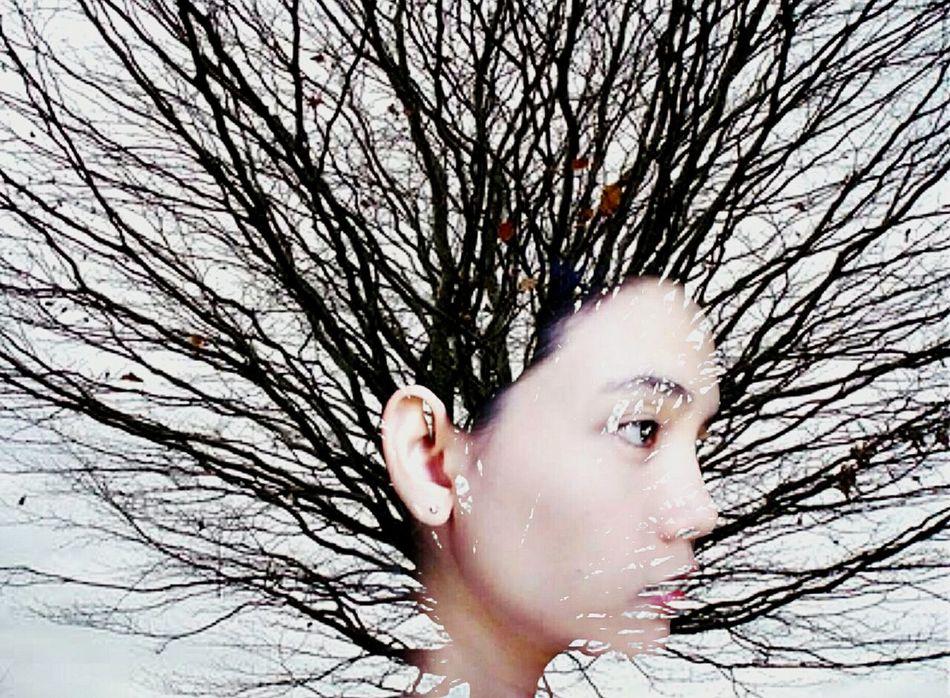 Art Art Gallery Oh No!!! Hi! Doing My Hair Hahaha