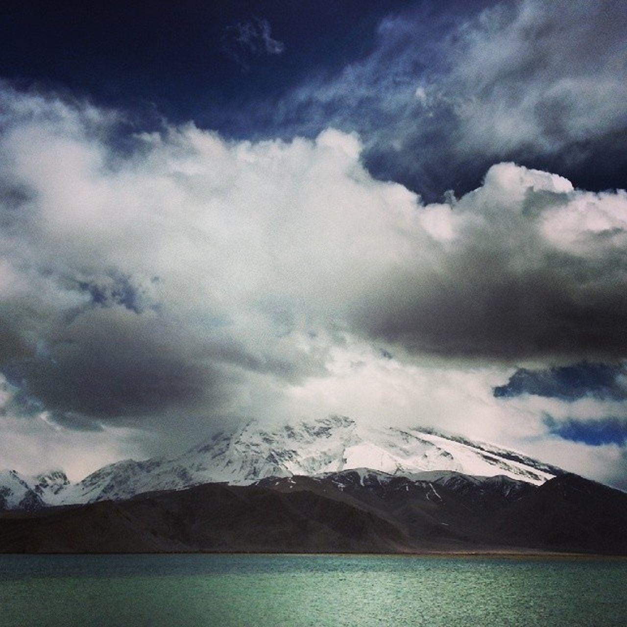 Karakul Lake KarakulLake Trip2014 Xinjiangprovince China