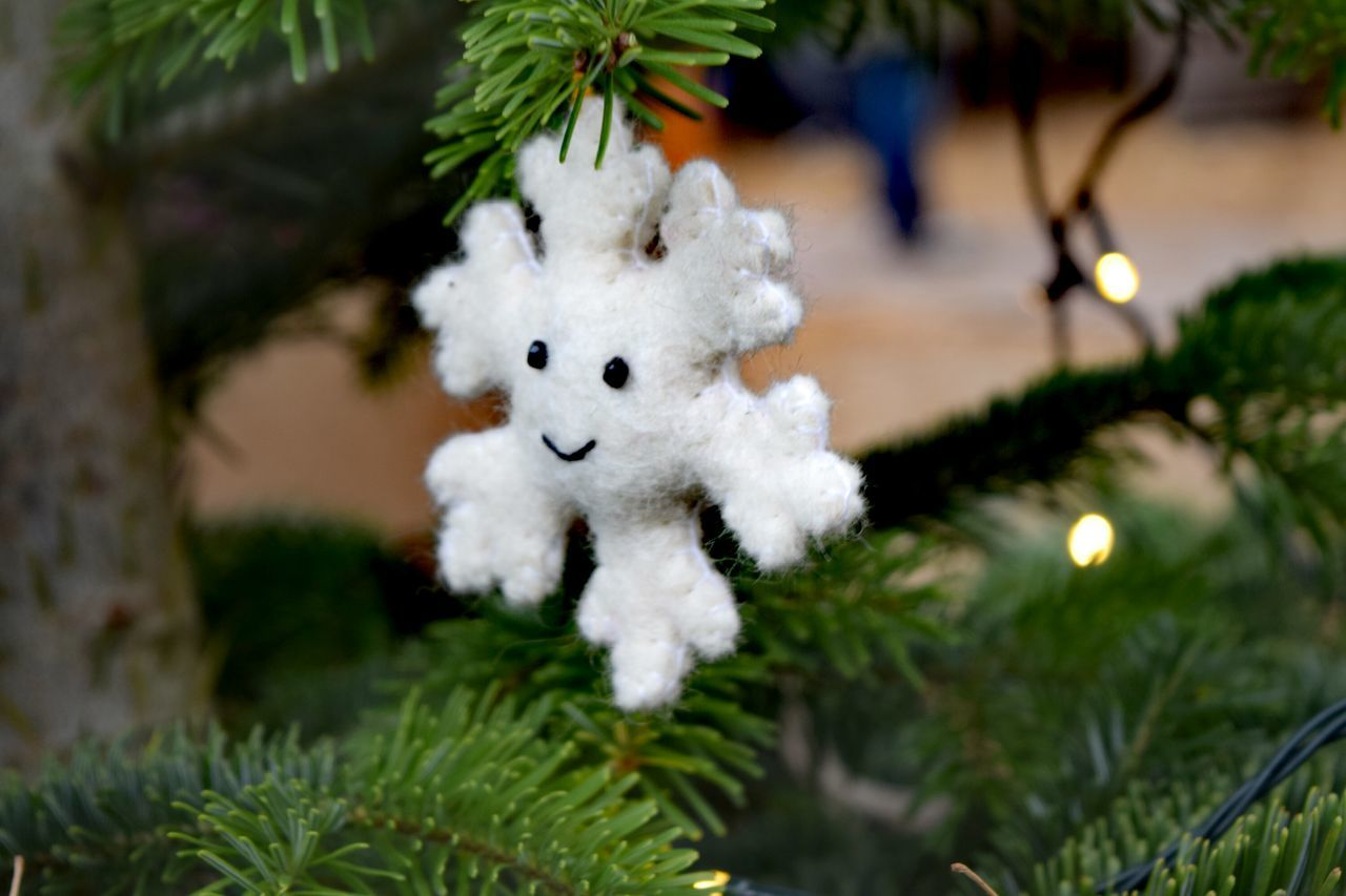 Stuffed Toy Childhood Outdoors Close-up Tree Bokeh From My Point Of View December 2016 Autumn 2016 The Places ı've Been Today Showcase December Christmas Around The World Christmas Decorations Christmas Market Tree_collection. Christmas Stars Tree