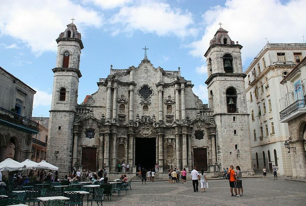 Catedral Chatedral Havana Havanna Havanna, Cuba Old Havana Cuba Collection Cuba Cubanplaza Old Town Havana