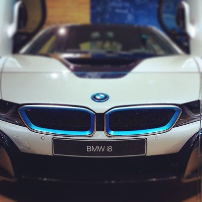 BMW CONCEPT Bmw 8i Motor Show CONCEPT FUTURE NOTAVAILABLEINEGYPT