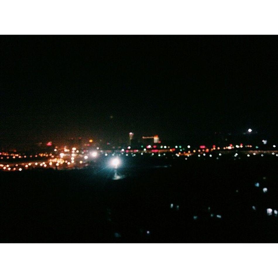 夜景 长沙 湖南 光斑 失焦 vsco vscocam changsha hunan china light