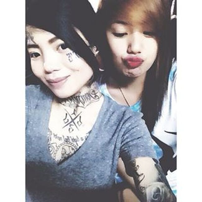 Me And My Bestfriend ♡ Self Portrait Tattoo Today's Hot Look