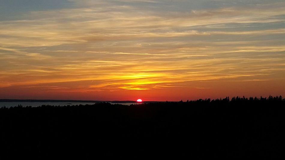 Sunset Hakuna Matata