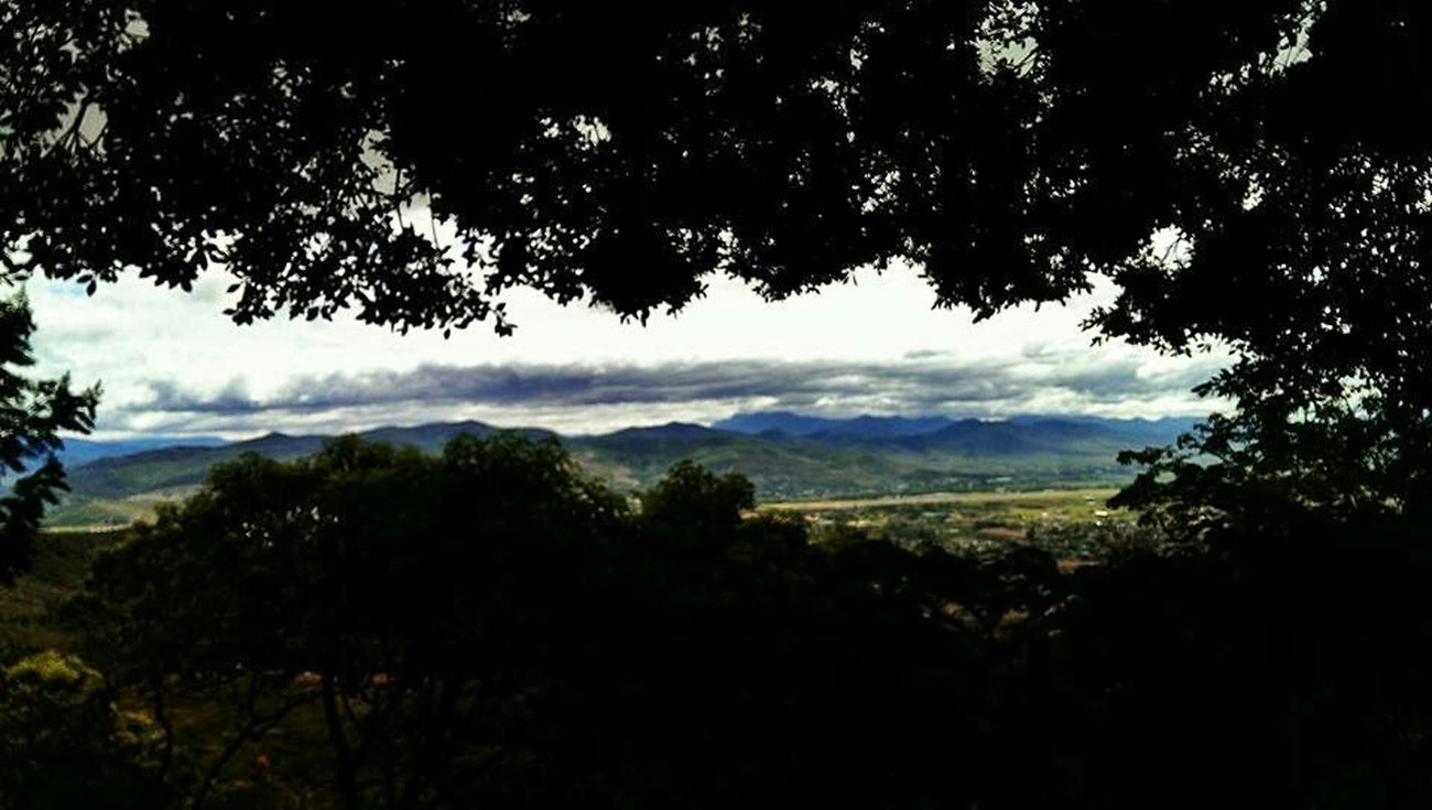 Monte Alban Amazing View