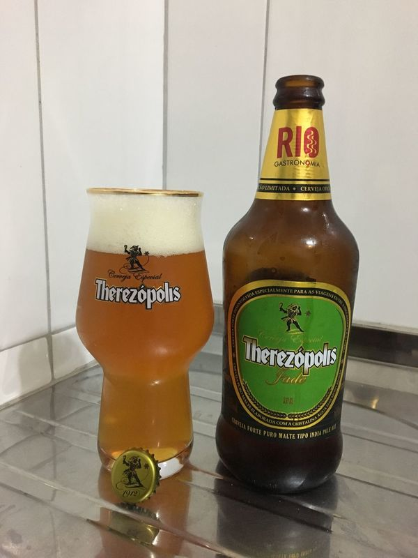 Therezópolis Jade India Pale Ale Beer CERVEJASESPECIAIS Experimente IPA