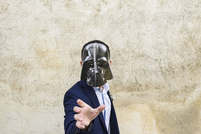 May the force be with you..can you feel it Dart Vader Darthvader Holding Jedi May The Force Be With You The Magic Mission