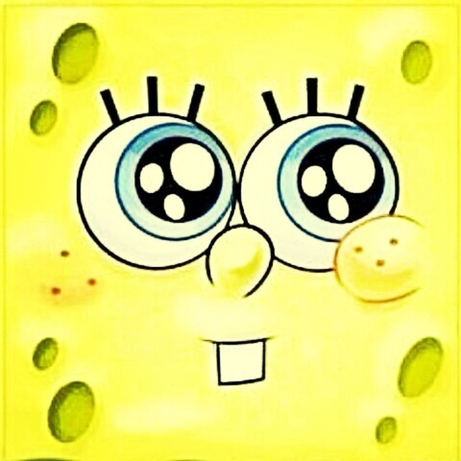 Spongebobsquarepants Spongebob Amarillo Caricature Ain Awww Awwwwww!!!!!!!!  Baby Cosiiiiiiiii Estrella De Mar