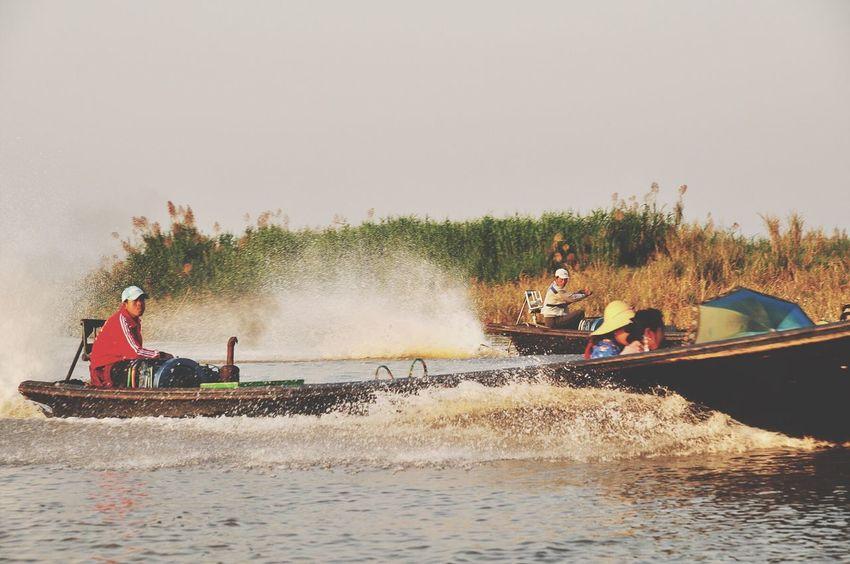 Inle Lake Myanmar Nyaungshwe Photopackers Oksk First Eyeem Photo Boat