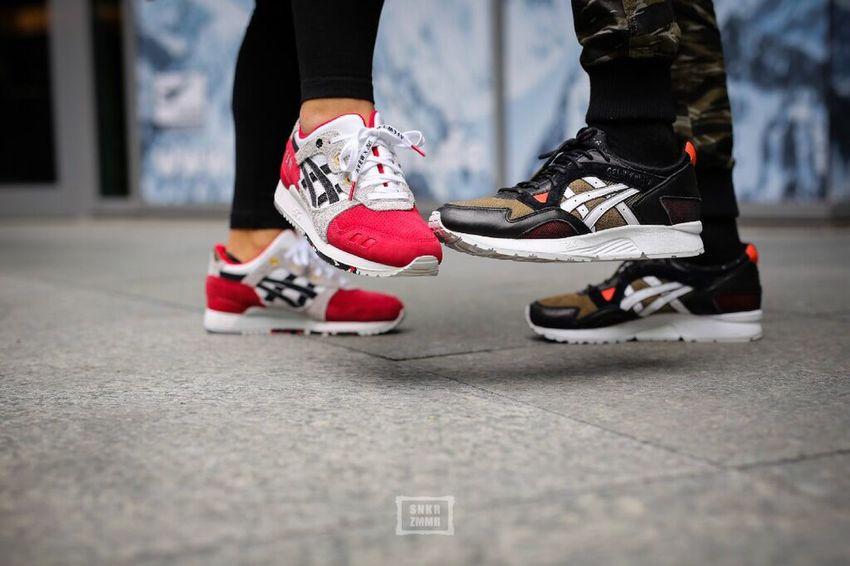 🇯🇵 & 💉 Womft Kicks Outfit Sneakerhead  Asics Sneakersaddict Streetfashion Sneakers New Sneakers
