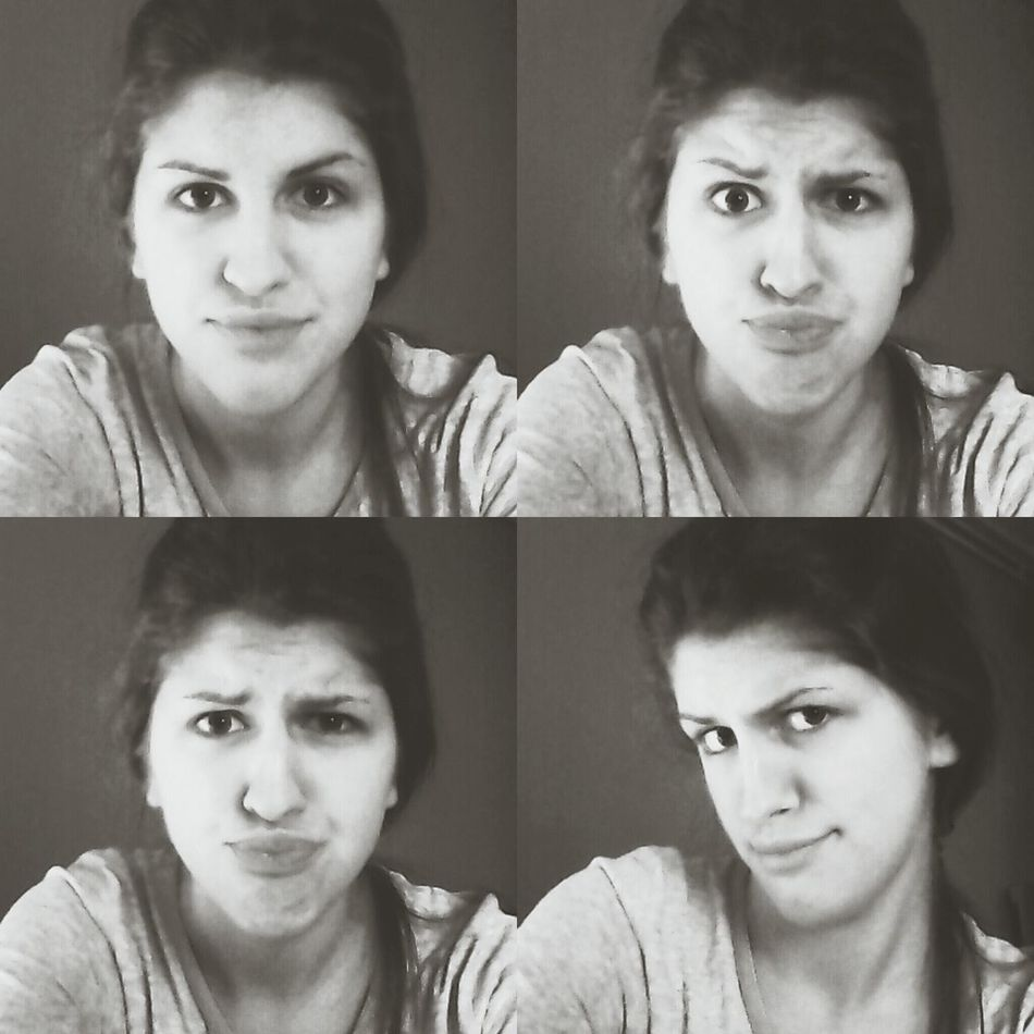 This Days Morning Crazy Face