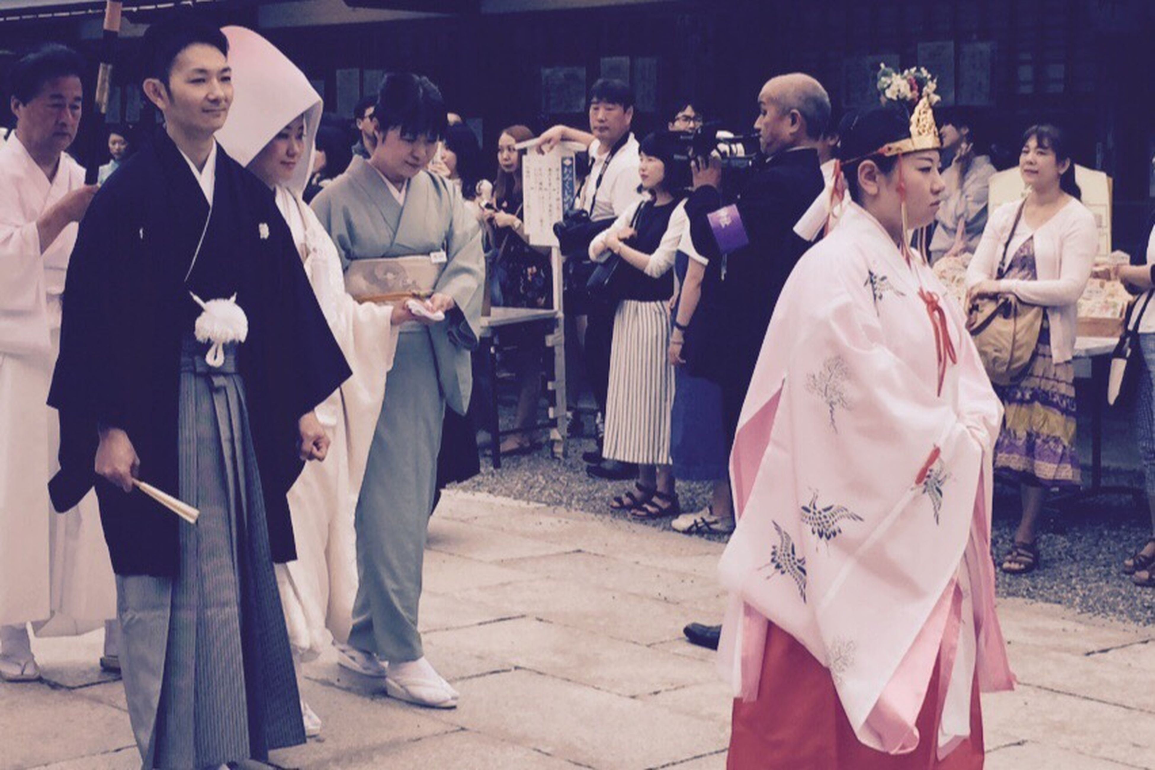 교토 일본결혼식