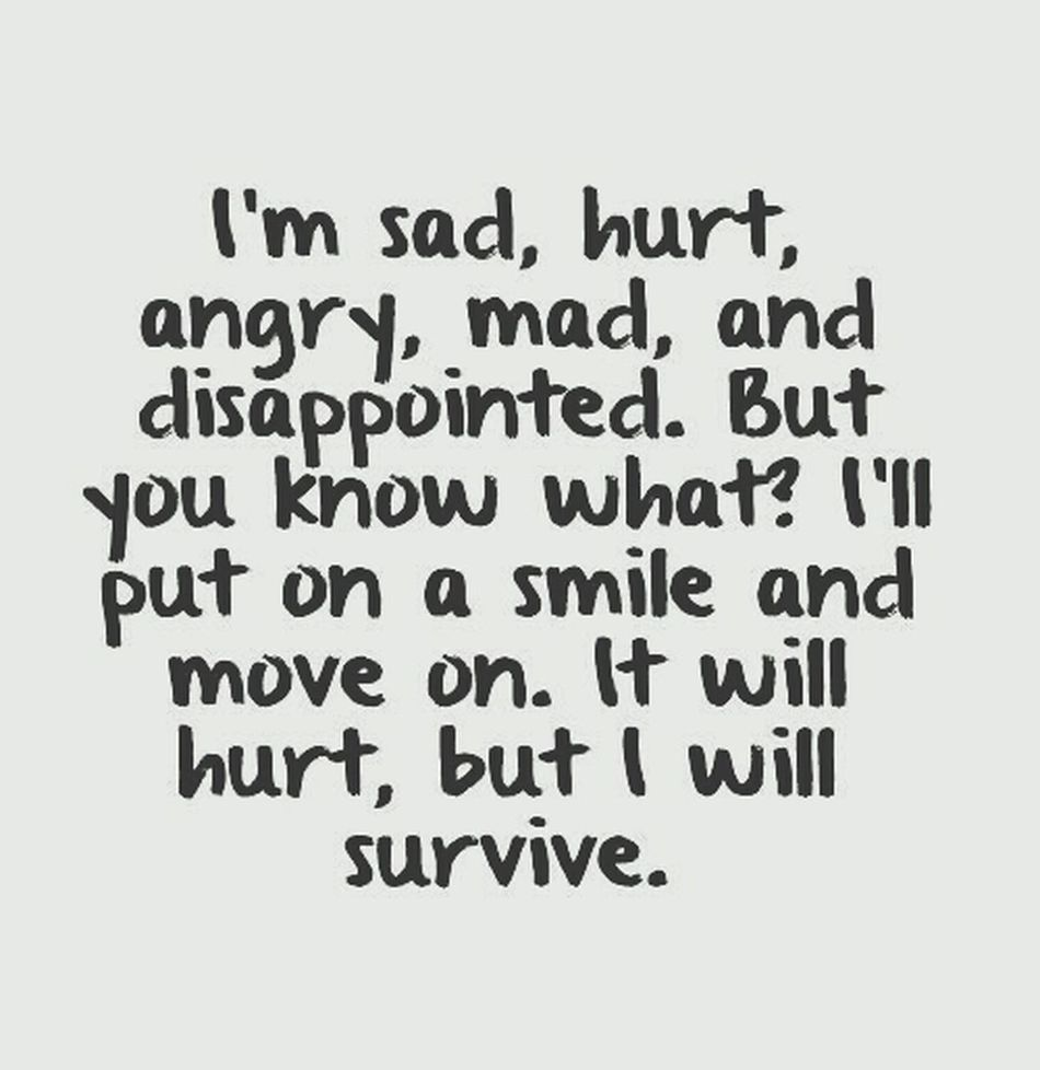 To broken hearts ? Quoteoftheday Feeling Down