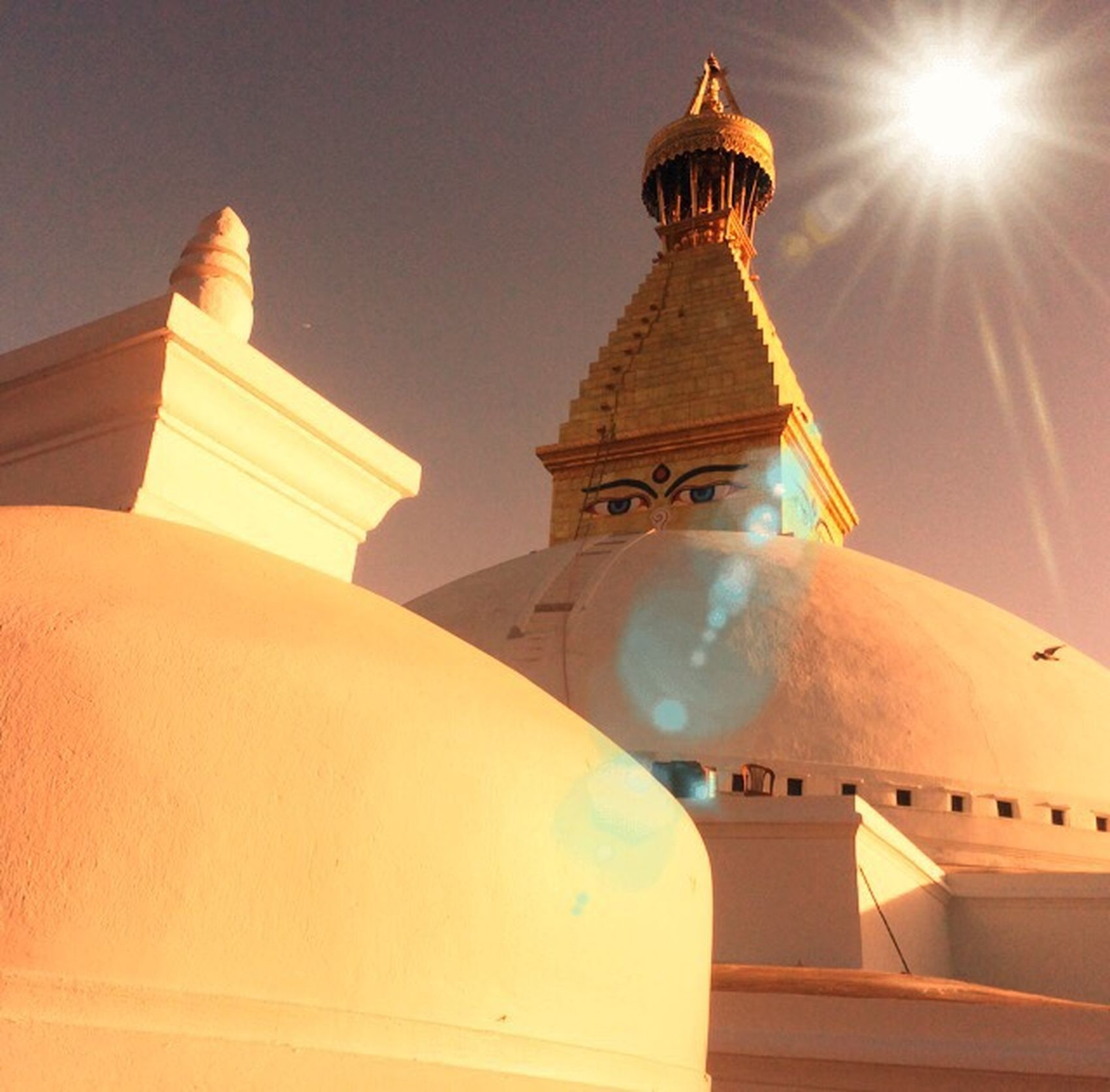 Boudhanath Stupa Worldheritagesites Nepal Visiting Place