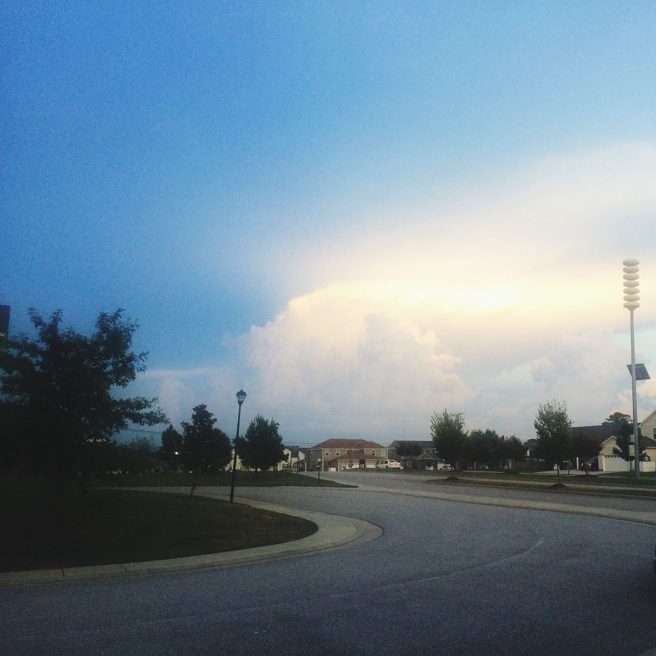 Beautiful clouds over Hampton Roads Hamptonroads First Eyeem Photo
