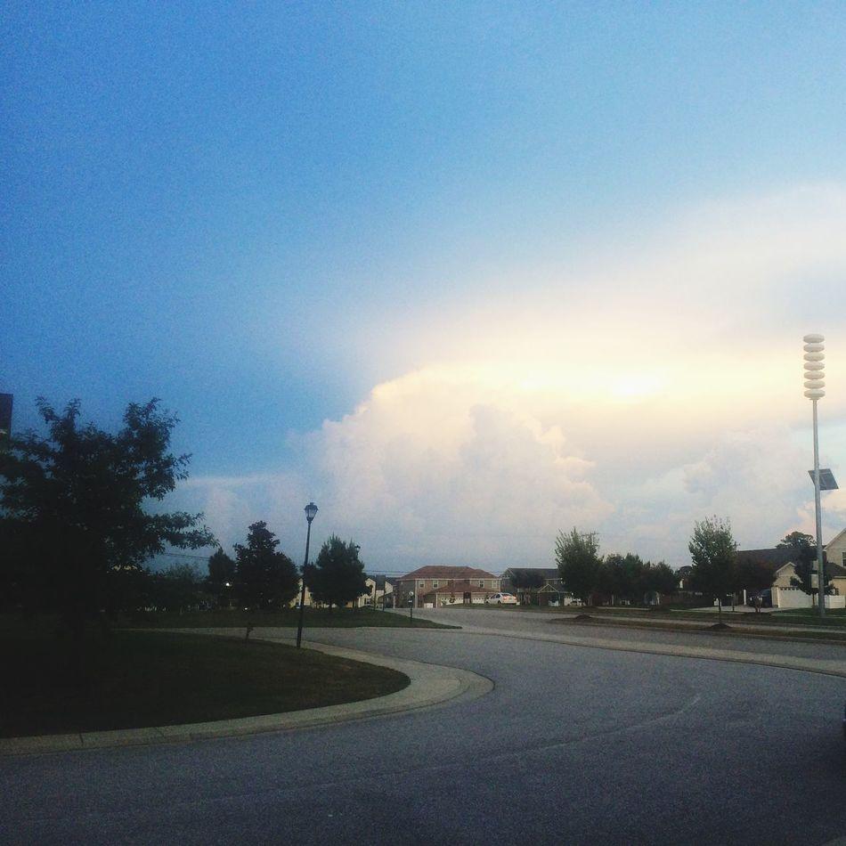Beautiful clouds over Hampton Roads Hamptonroads First Eyeem Photo