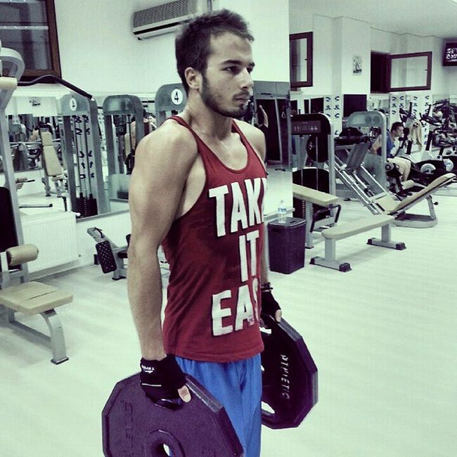 Tekirdağ Gym Workout Fit fitnessgear instafit fitness shoulder tekirdağ