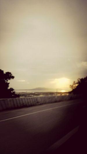 sunset... Enjoying Life