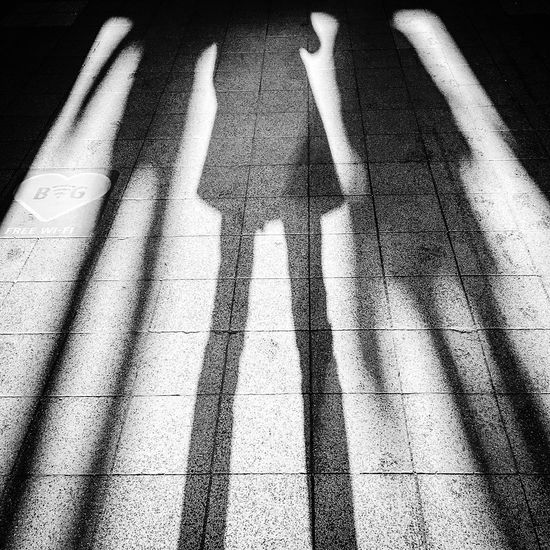 Adapted To The City Berlin Underground Berlin Underground Station Shadow Random Shadows Real People Black And White Blackandwhite Streetphotography Black & White Berlin Because Of The Sun Monochrome Bnw Street Photography