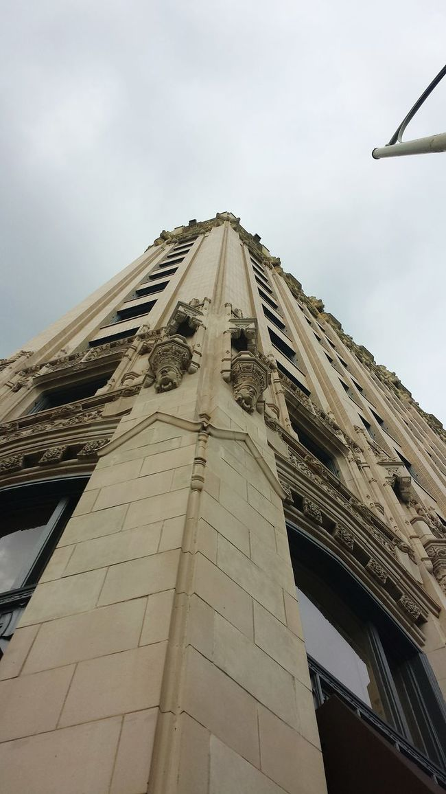 Learn & Shoot: Leading Lines Old Buildings Faces On Buildings San Antonio Check This Out