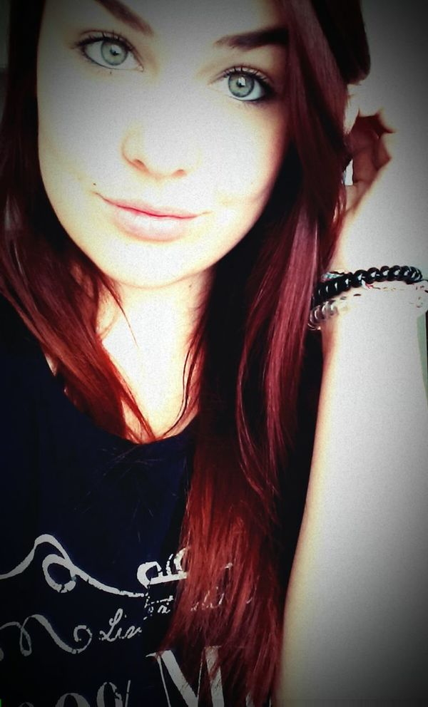 Old Pic  I Miss My Red Hair :( Red Head