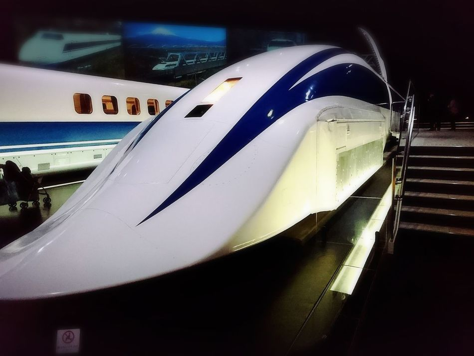 Close-up No People Indoors  Day リニア鉄道館 Train リニアモーターカー