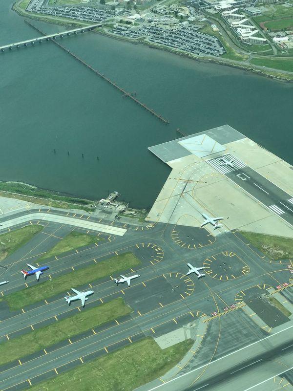 LaGuardia Airport NYC 4840556 Aerial Photography Aerial View Airplane Airport Outdoors NYC Photography NYC Aerial Shot Runway Aviation