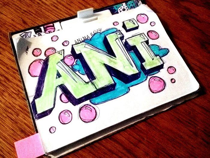 Ани Drawing ✏ скетч