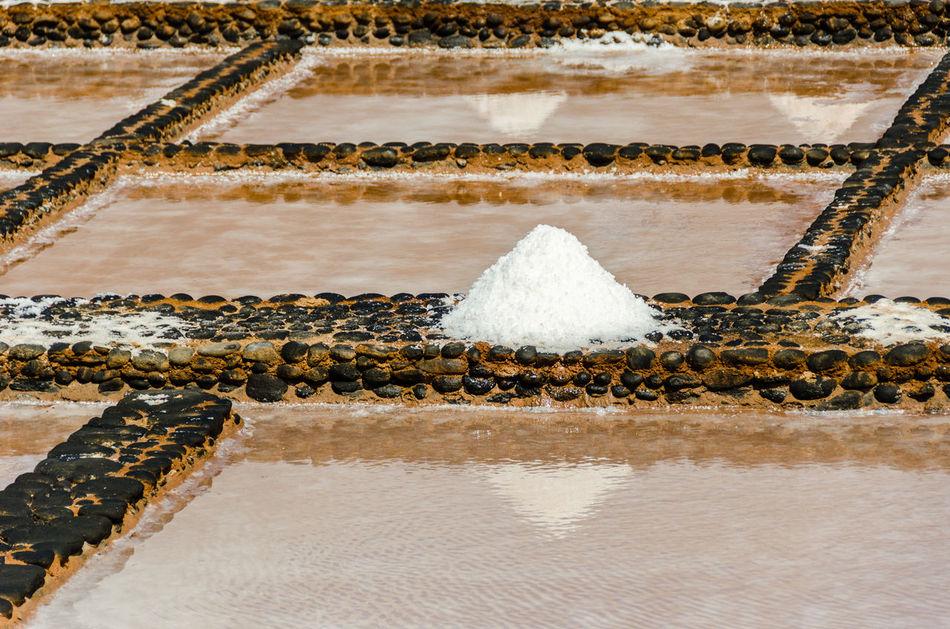 Fuerteventura Las Salinas Museo De La Sal Pattern Pattern Pieces Puerto Del Carmen Salt