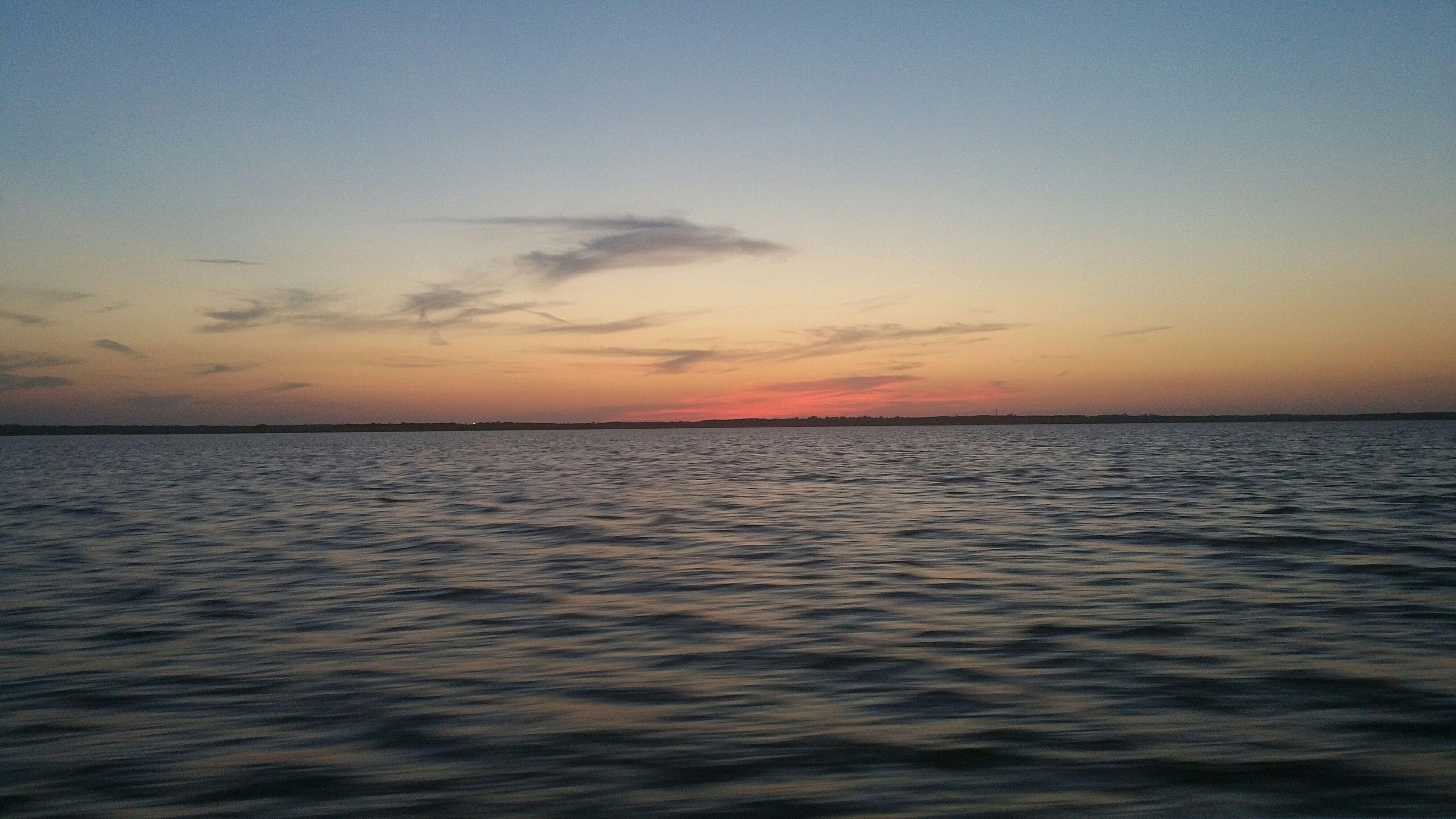 Edge Of The World milfird lake kansas EyeEm Best Shots - Sunsets + Sunrise