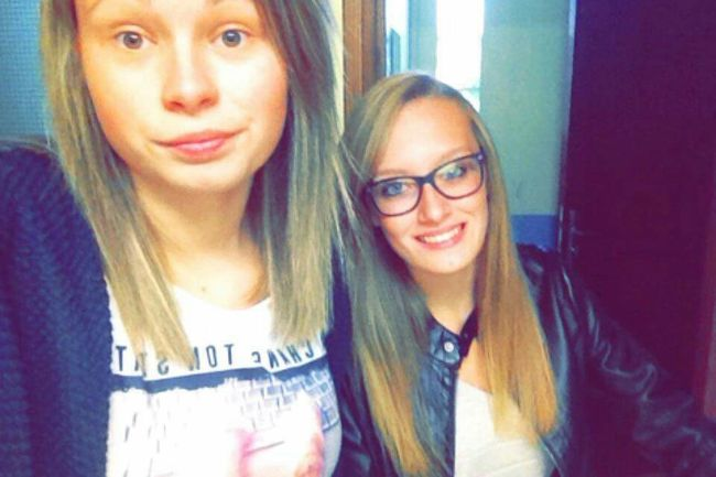 Friends Amies Love French Selfie Hello World Best  Photo Photography Picture