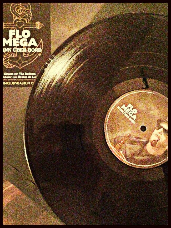 Flo Mega  Mann über Bord Vinyl Hinter Dem Burnout  ich freue mich