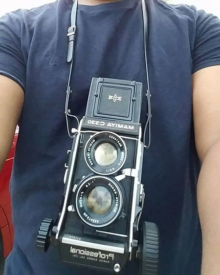 Was loaned a camera I have always been curious about! Mamiya Tlr Mediumformat C330 Shootfilm
