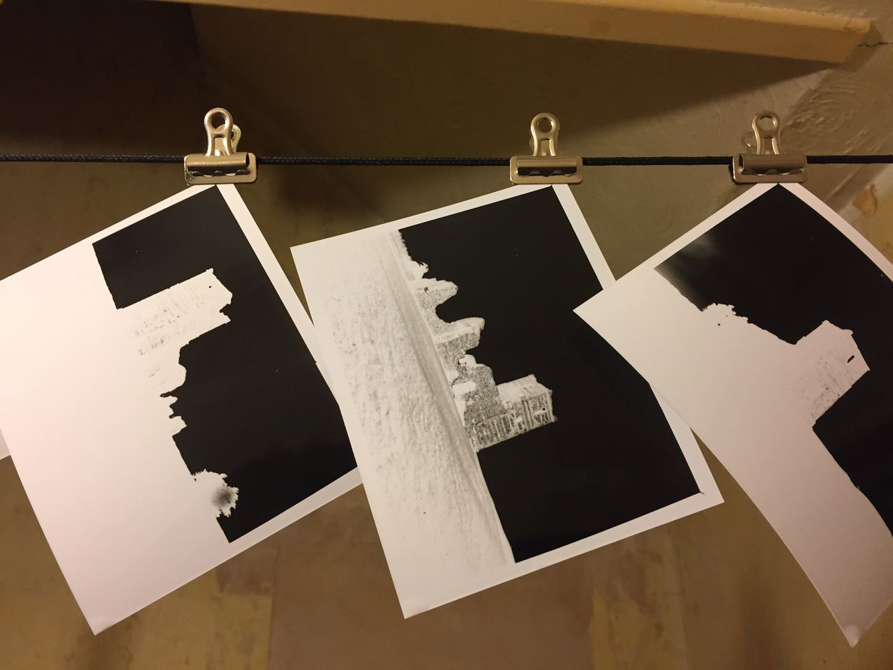 Ilford Obscura Film Photography Pinhole Photography Paper Negative Darkroom Printing