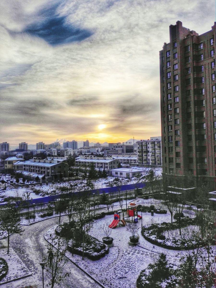 Snow ❄ Enjoying Life Taking Photos Beijing, China