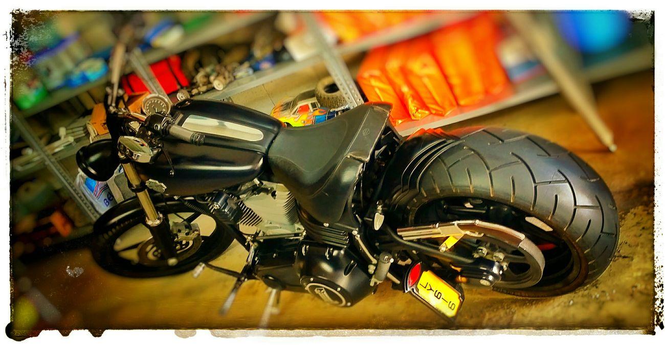 Garage Cyprus Motorcycles Lover Harleydavidson Freedom