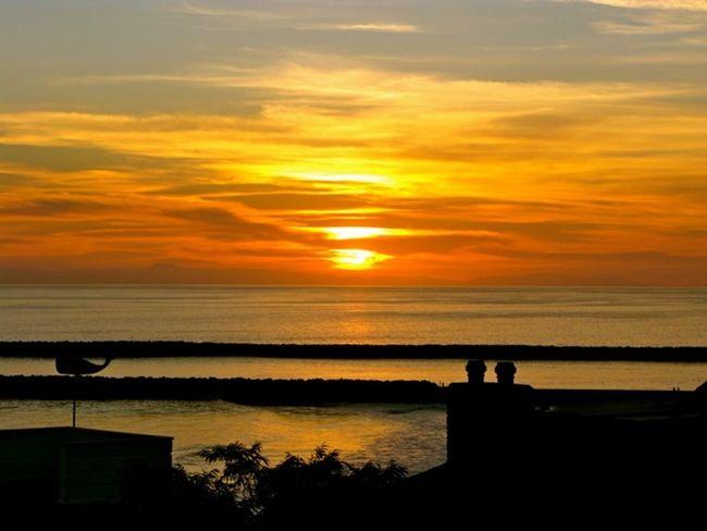 From my roof Corona Del Mar