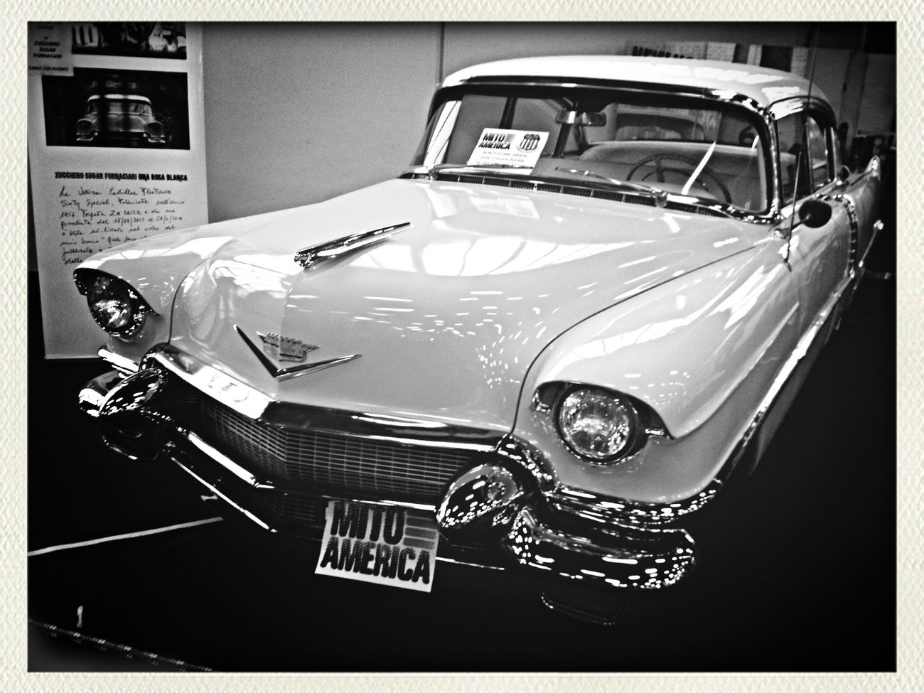 Cadillac Hoogeveen Early '50s Pink American Classics