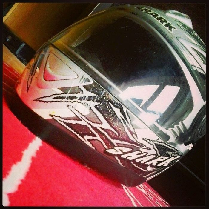 Kask Helmet Shark Motocykle