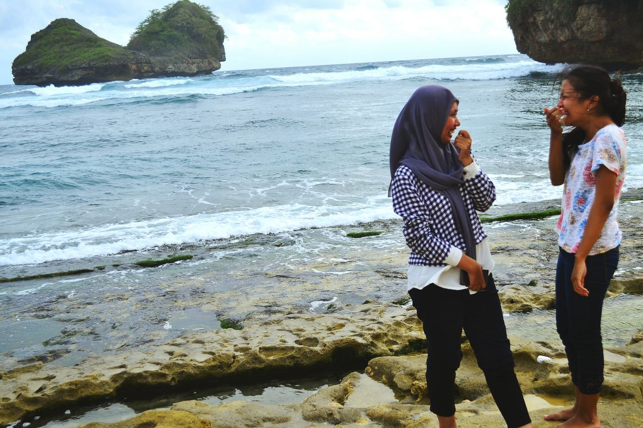 Batu Bengkung Beach Paradise Beach Besties Holiday Trip My Trip My Adventure Laughing Out Loud