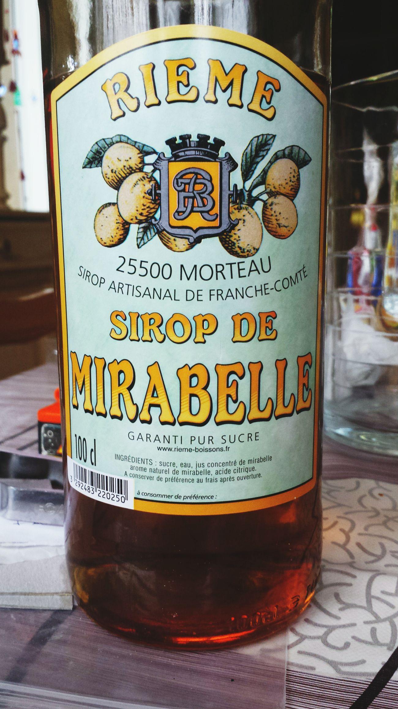 Mirabelle Sirop Vacances Retour Au Pays First Eyeem Photo