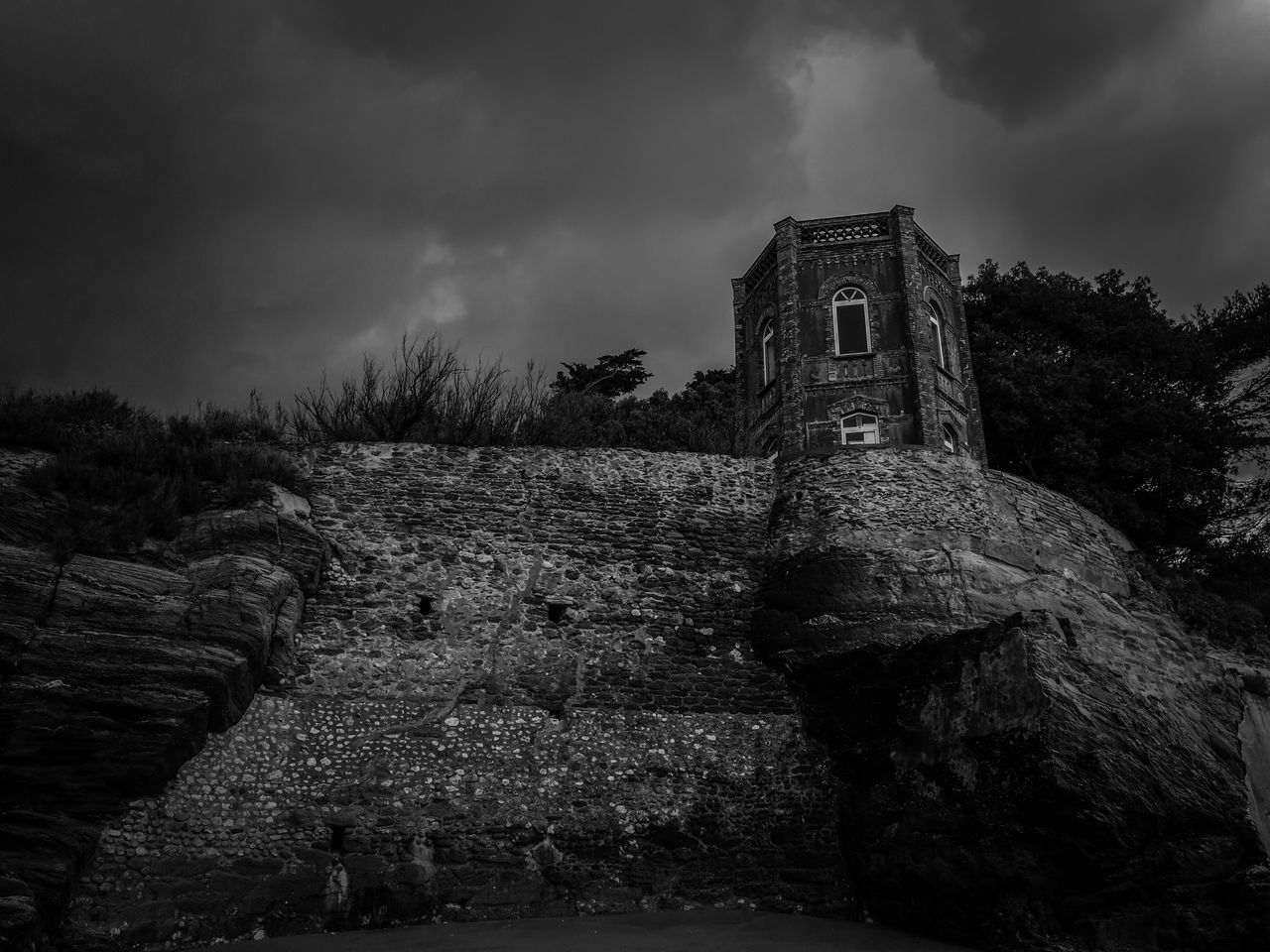 history, cloud - sky, sky, old ruin, day, no people, architecture, outdoors, tree, nature, ancient civilization