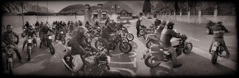 Milano Cafe Racer Black And White Photography Enjoying Life Fortheloveofblackandwhite Motorcyclepeople Cafe Racer MCR Como Lake
