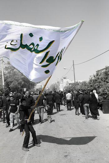 Emam Hossein Hossein Ashoora Moharram Abalfazle Abas Black Iran Fars Kazeroun 1395 Canon 700D