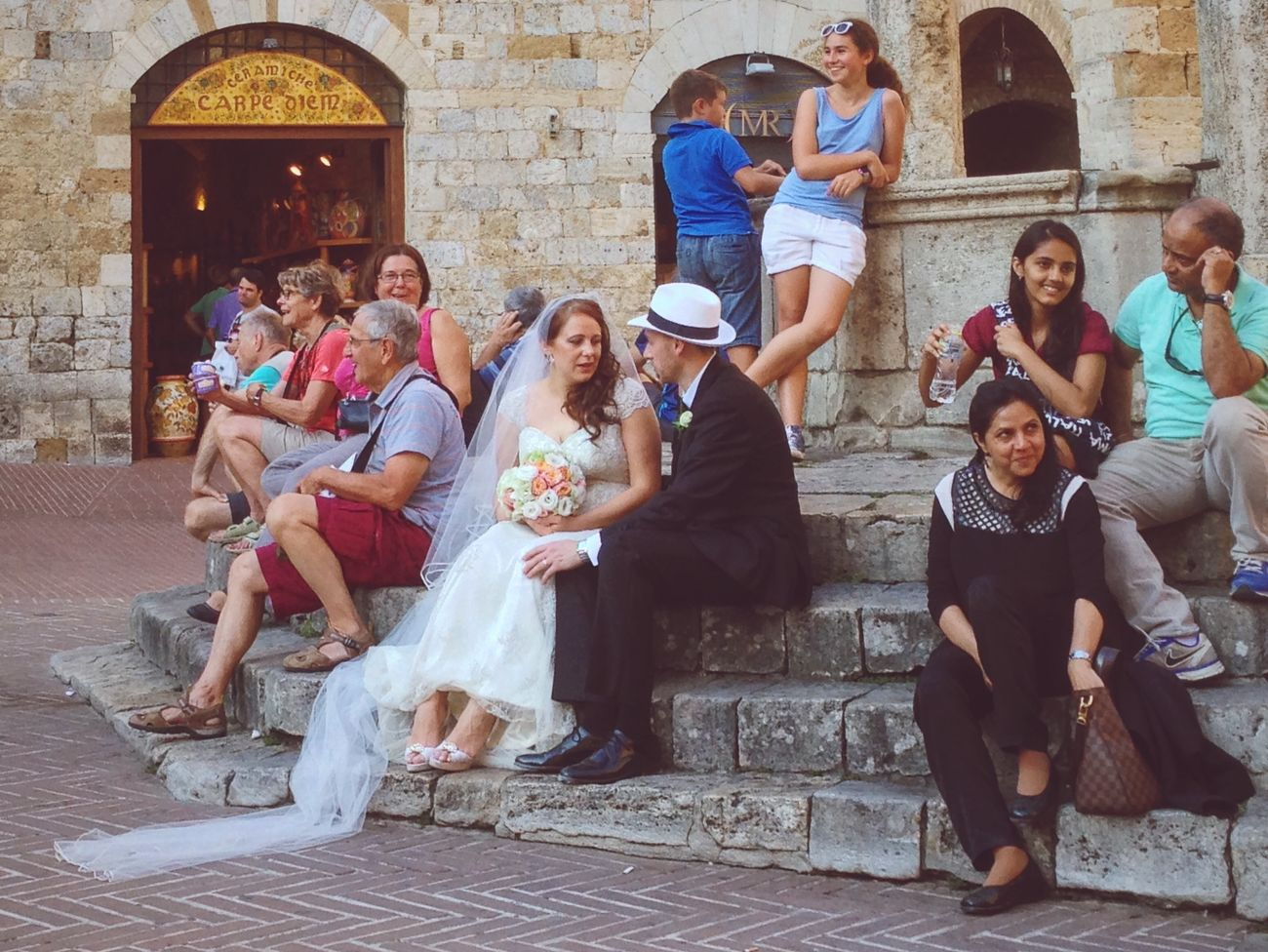 EyeEm Traveling Shootermag Visual Witness People Watching Showcase: January Hello World Around The World Vscocam EyeEm In San Gimignano Weddings Around The World The Street Photographer - 2016 EyeEm Awards