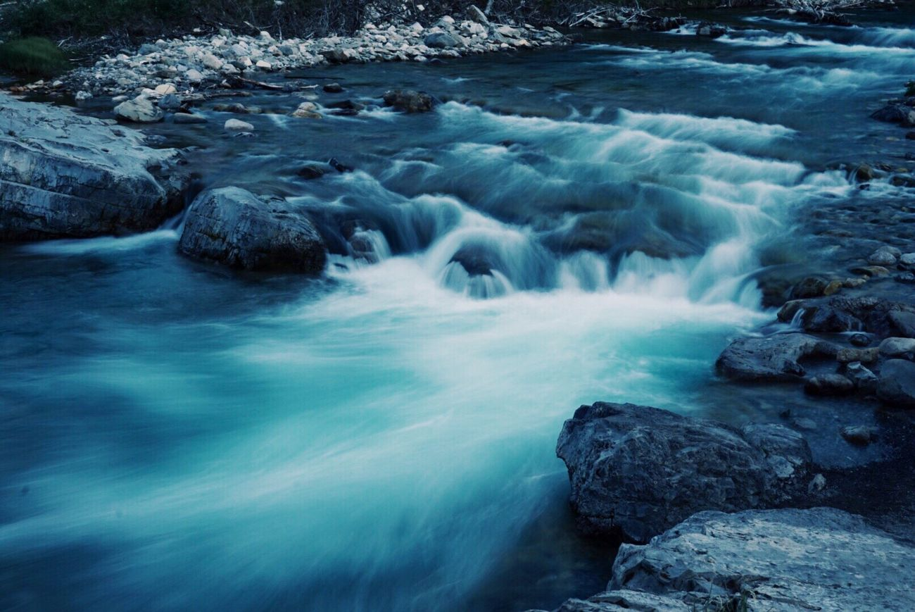 Provincialpark Elbow Falls Alberta Movingwater Rushingwater Waterfall Foothills Of The Rockies Bluewater Vscofilter Sony Photography Sony Alpha A6000 Sony Images Taking Photos Enjoying Life Landscape Explorealberta Nature