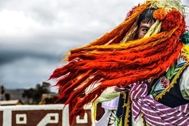 Ruku, danzante ancestral de al región Huanuco en Perú Huanuco Peruvian Perù 🇵🇪 Folklore Culture
