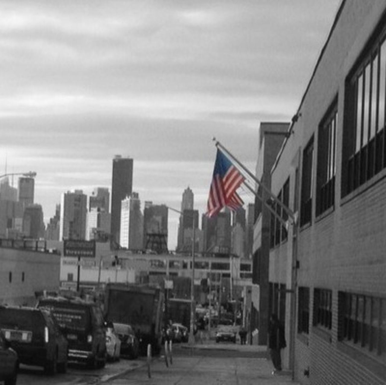 Streetphotography Colorsplash Streetphoto_bw IPhoneography Flag Stars And Stripes Flag