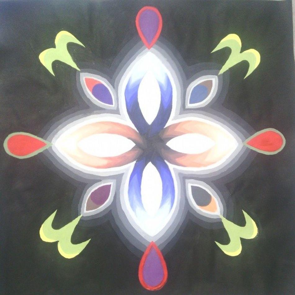 E' finito Colortheory Art1 Todayinart