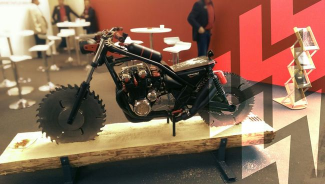 Motorcycles Show Open Day Amazing Bike On Wood Check This Out Wood Happy Weekend !!!